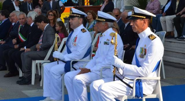 Cambio di guardia in Capitaneria di Porto: Calvelli lascia, arriva Massaro. Buon vento!