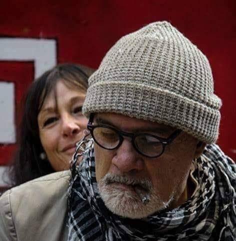 Roberto Vannucci insegnante di scenografia