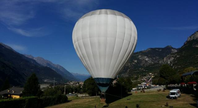 Falconi, voli in mongolfiera e laboratori di aquiloni: al Ciocco torna il Festival d'Autunno
