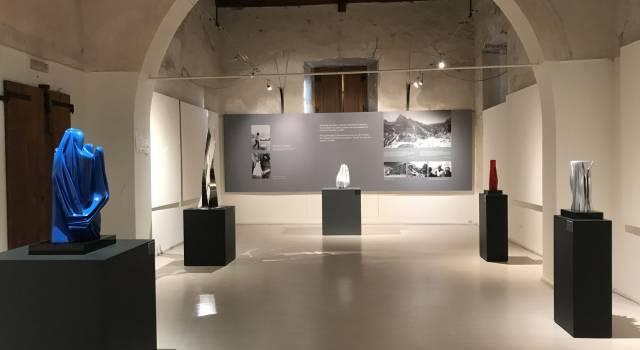 Ultimi giorni per visitare la mostra internazionale di Pablo Atchugarry nel centro storico di Pietrasanta