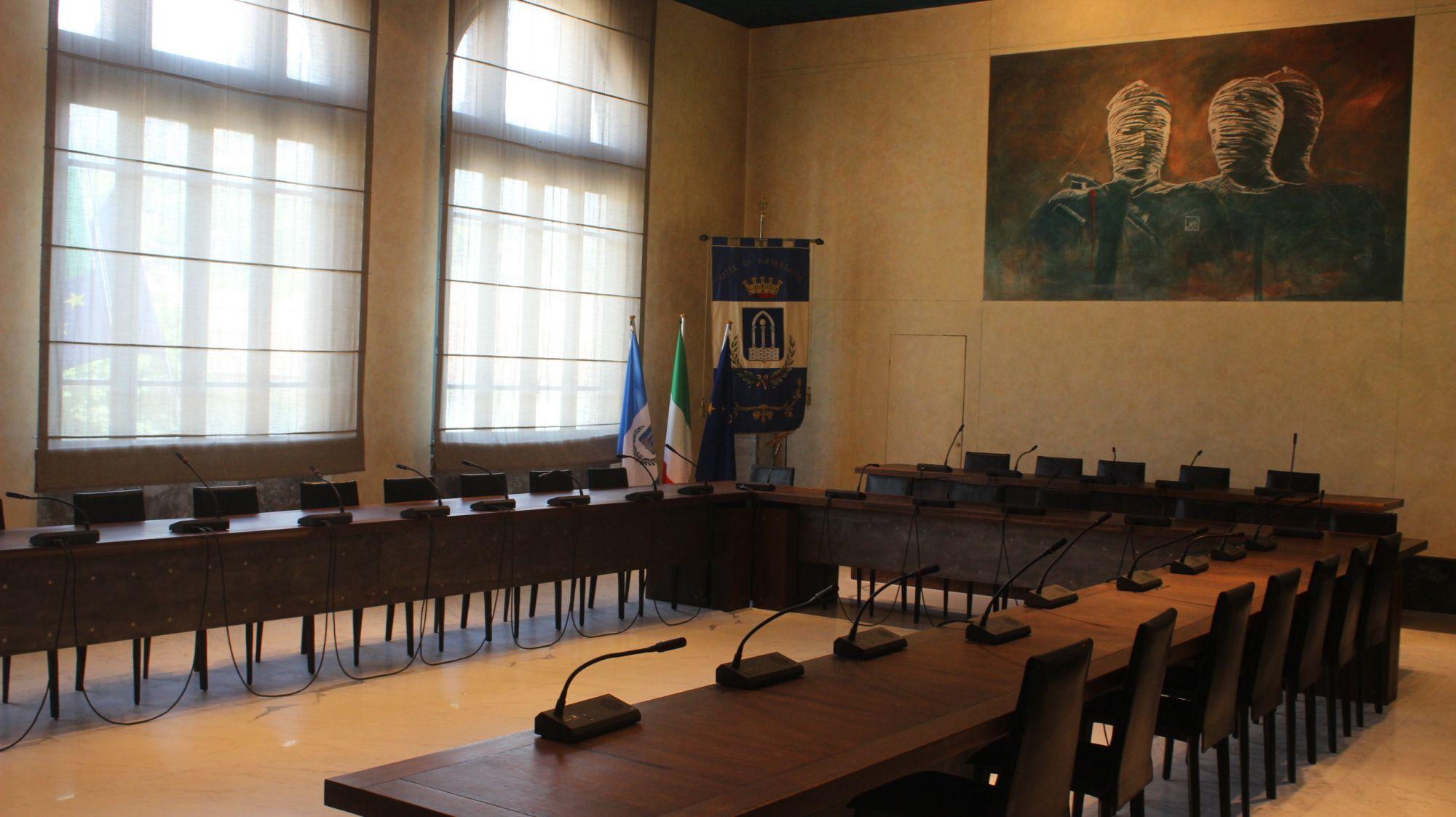 Regolamento per contrastare evasione fiscale,  piano alienazioni e mense: convocato il consiglio comunale