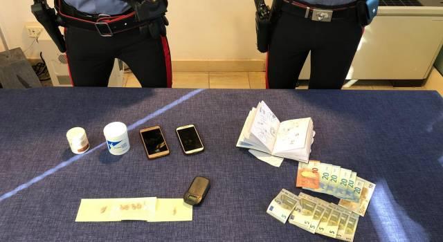 Nuovo blitz antidroga dei Carabinieri a Viareggio, arrestate tre persone per spaccio