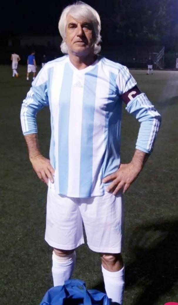 Calcio Uisp a lutto: è morto Walter Baglini