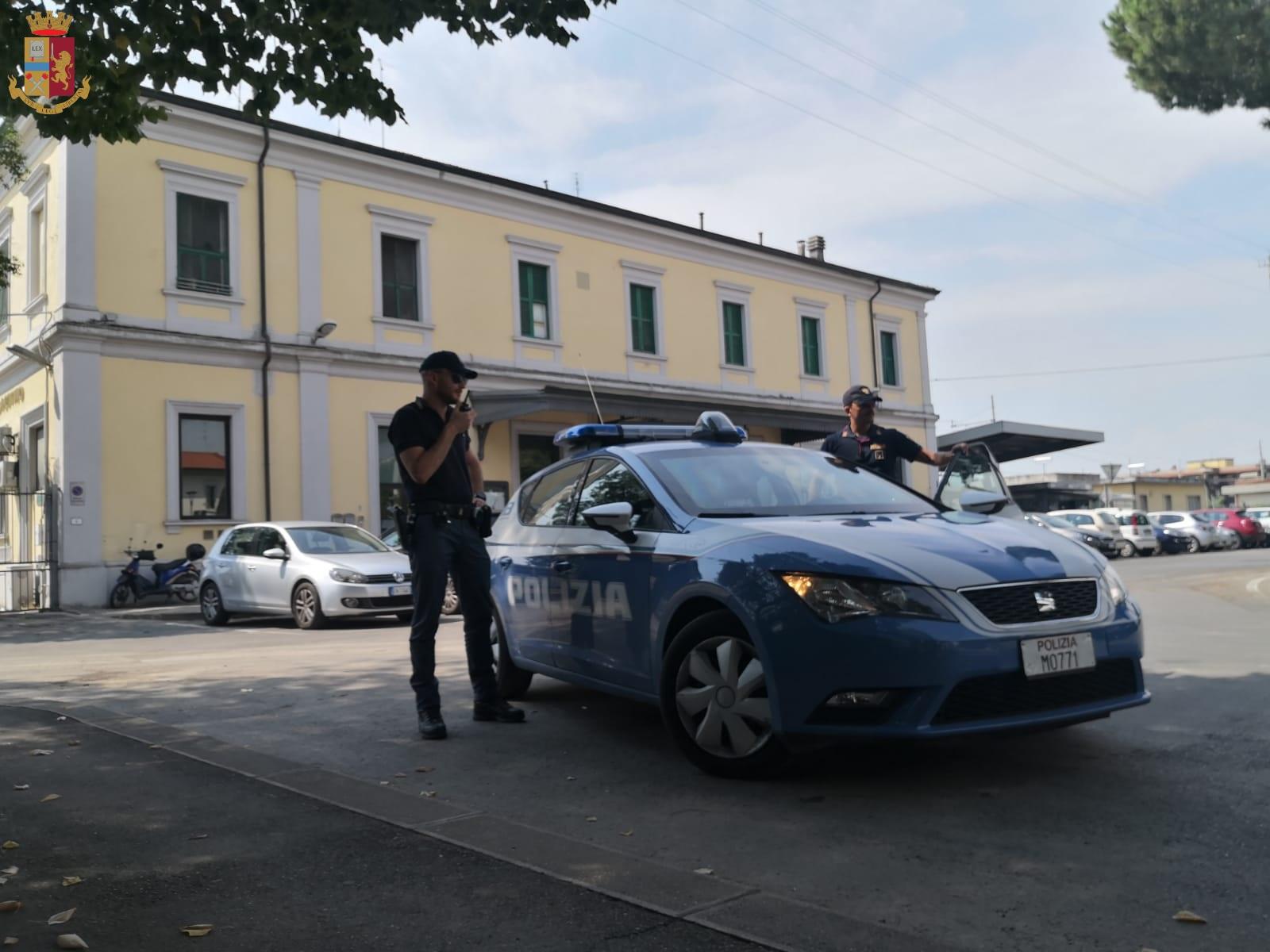 Spaccio di eroina nei pressi della Stazione ferroviaria di Sesto fiorentino: due arrestati