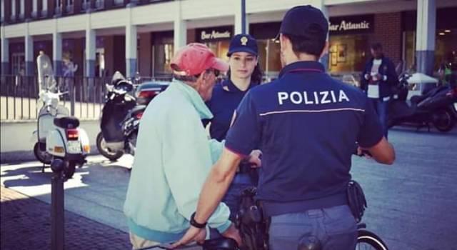I poliziotti delle Volanti di Massa Carrara in pochi giorni salvano tre vite umane