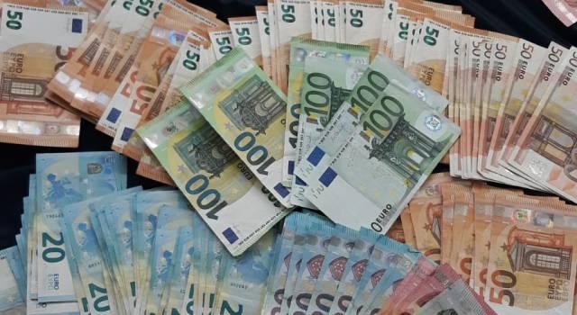 Droga e soldi, sequestrati 10mila euro a un pusher tunisino