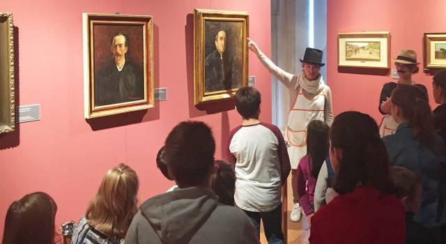 Palazzo Mediceo aderisce alla Giornata delle famiglie al muse