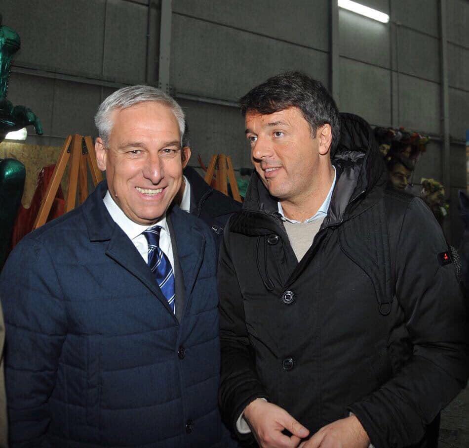"""Leopolda, il sindaco di Viareggio: """"Renzi mi ha invitato, ci vado"""""""