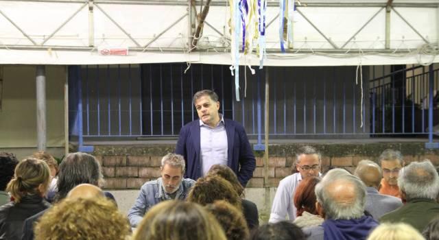 Cava Fornace, amministrazione all'assemblea con comitato e cittadini. Controlli già iniziati della Polizia Municipale sui camion