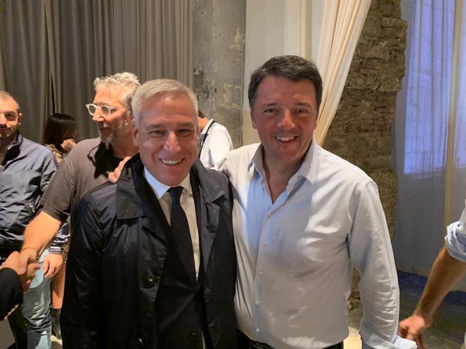 """Del Ghingaro alla Leopolda: """"Ho all'opposizione tutti i partiti, tranne Italia Viva"""""""
