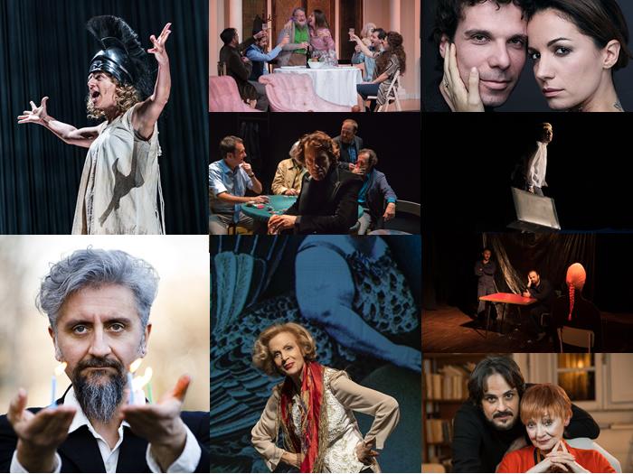 Presentata la stagione 2019-2020 del Teatro dell'Olivo