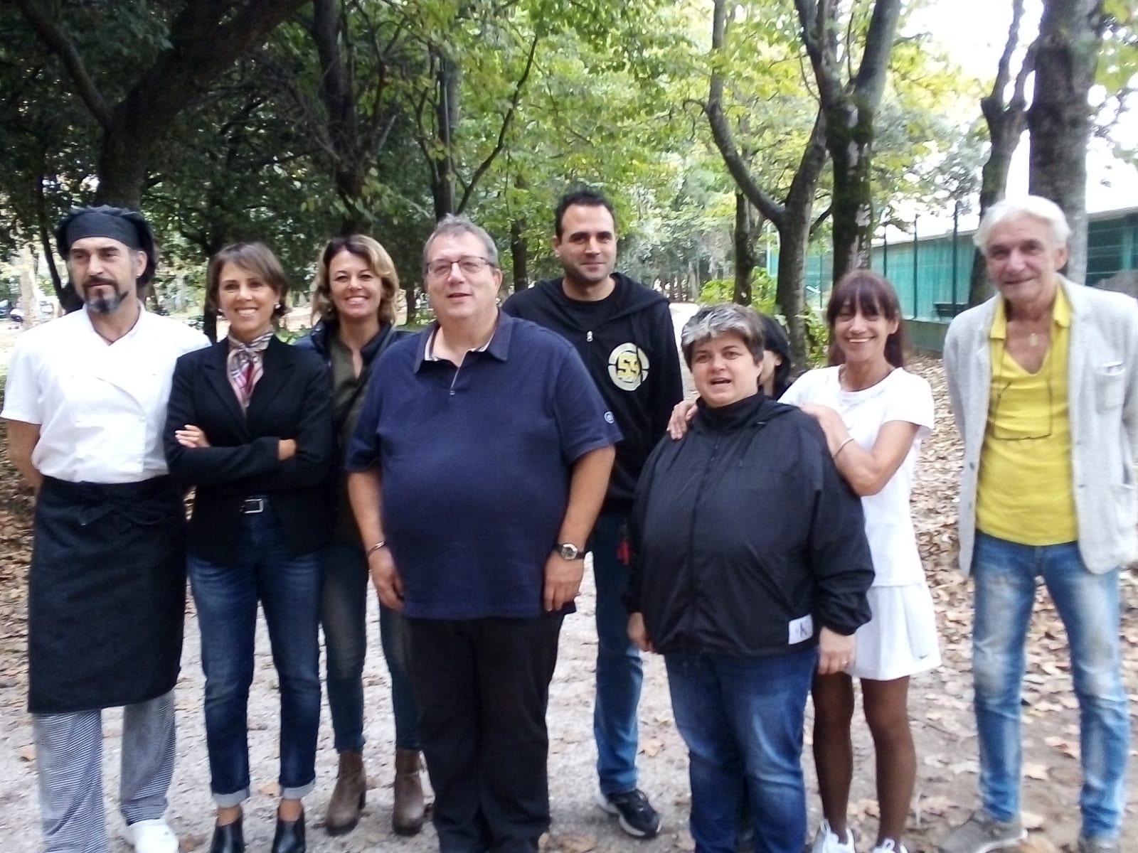 Nasce l'Associazione di Promozione Sociale Parco Pineta di Ponente