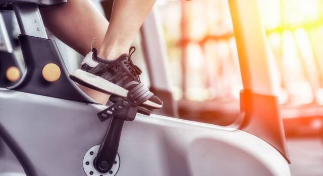 La salute vien pedalando: mantenersi in forma con la cyclette