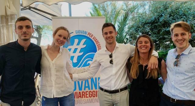 """Elezioni a Viareggio nel 2020, ecco chi sono i """"Giovani per Viareggio"""""""