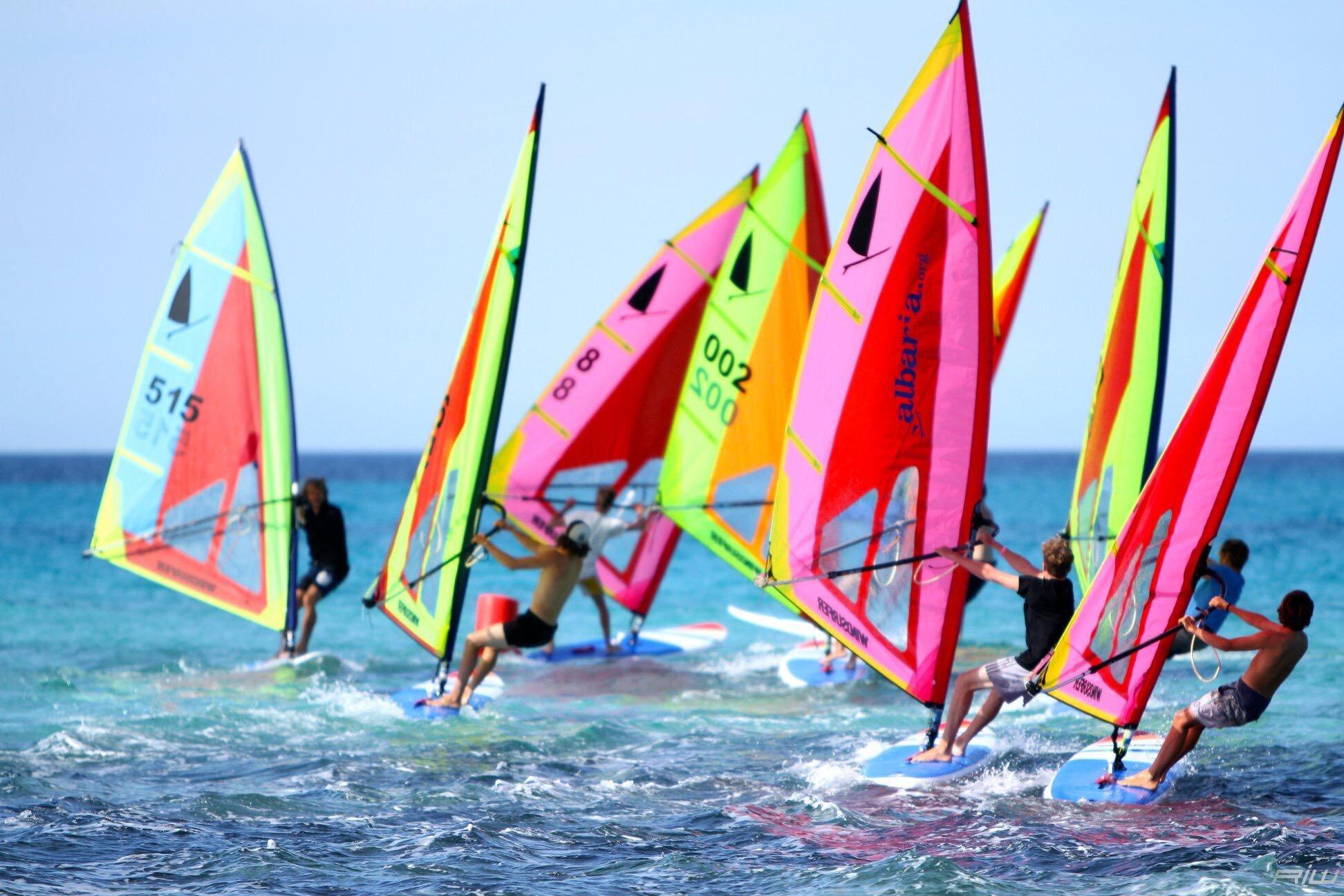 Torna a Pietrasanta la storica regata della classe WindSurfer