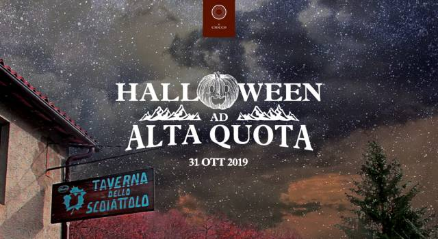 Halloween party nel bosco del Ciocco