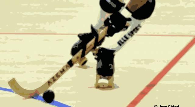 Hockey, ultima di andata. Tutto secondo copione.