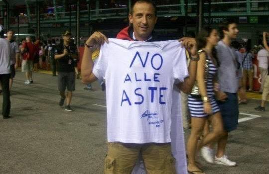 """Aste, Santini risponde a Forza Italia: """"Qualcuno ha preso un granchio"""""""