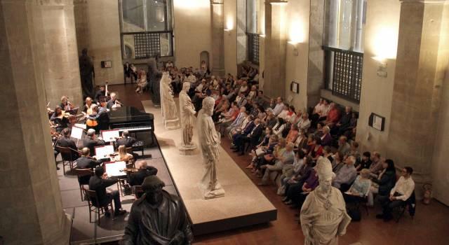 I Brandeburghesi di Bach: Orchestra Fiorentina al Museo di Orsanmichele con antichi strumenti della liuteria toscana