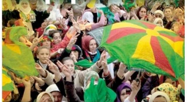 """Fiaccolata per il popolo curdo, Pd in piazza Mazzini: """"Fermate la guerra"""""""
