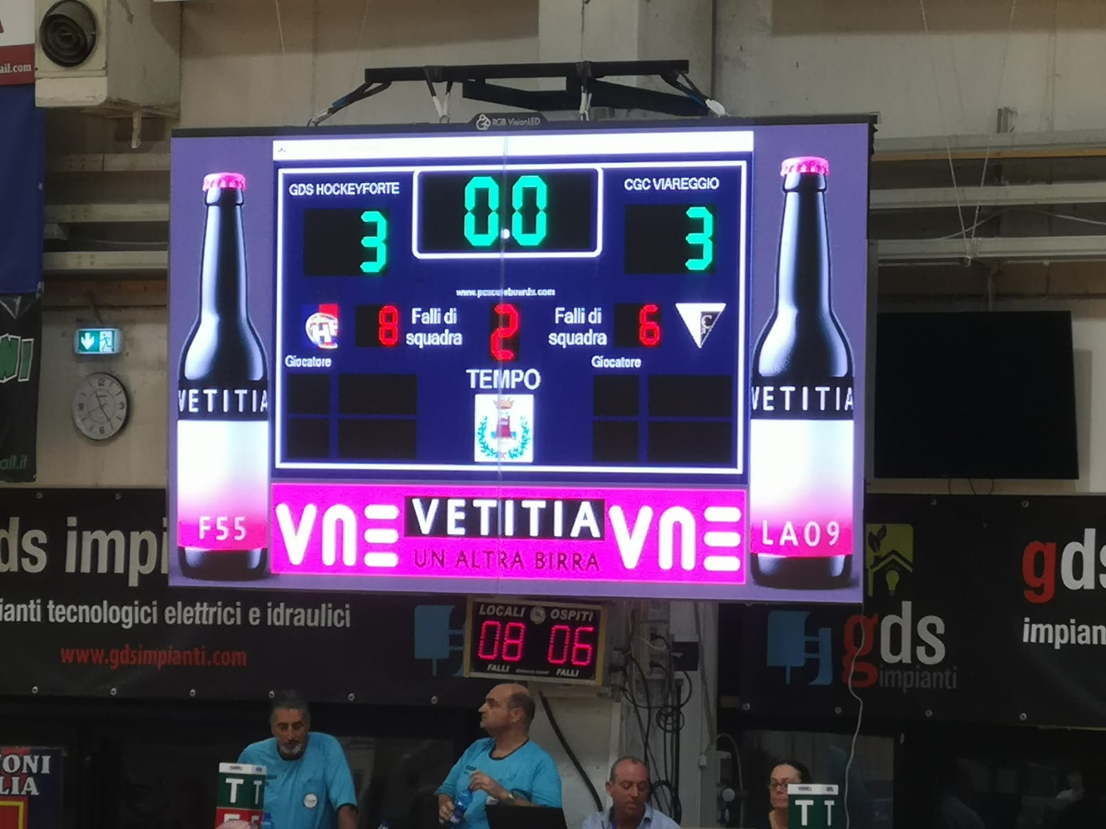 Hockey: Lodi, Breganze e Sandrigo, acuti nei derby