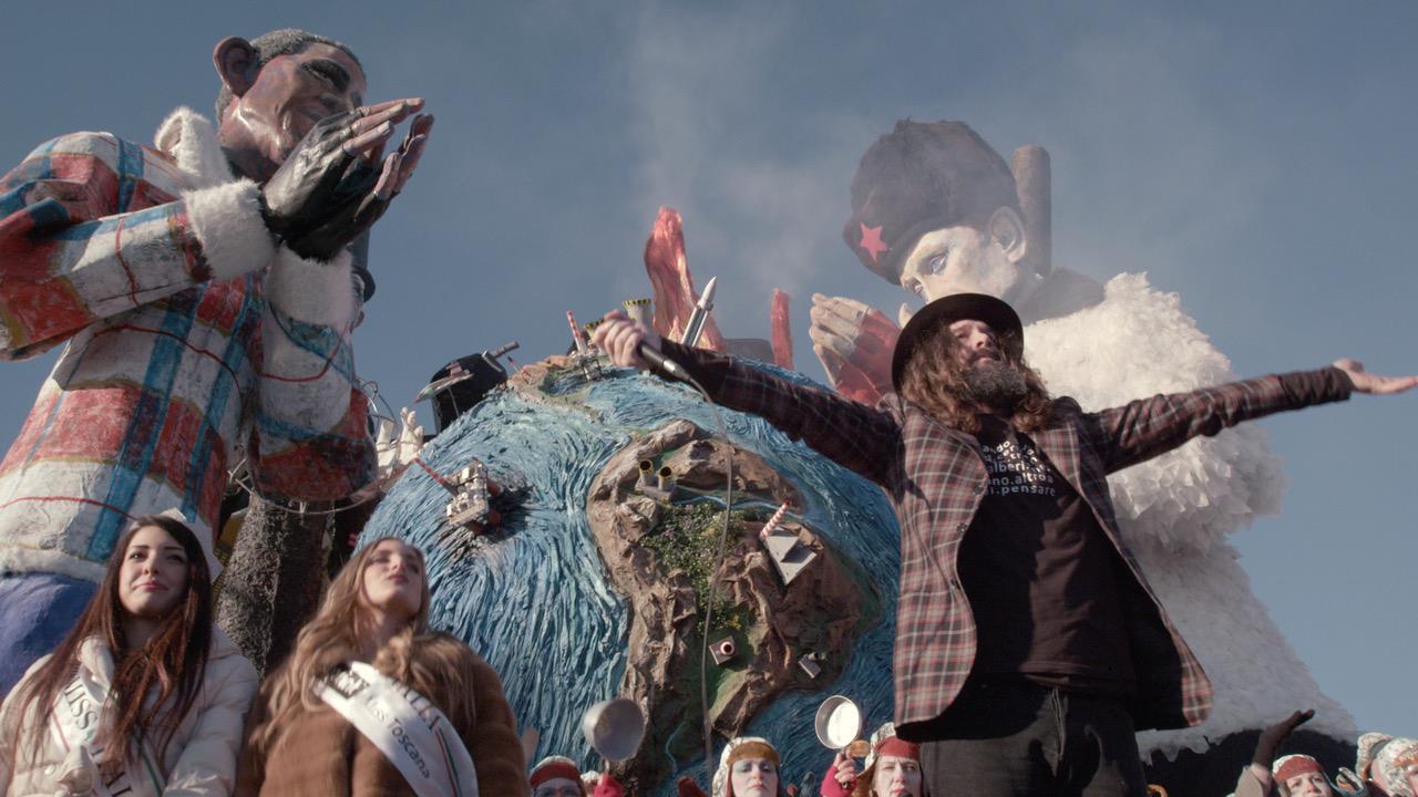 Alla Festa del Cinema di Roma il documentario sul Carnevale di Viareggio di Jacopo Rondinelli