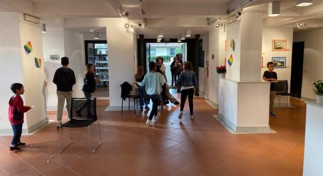 """Ultimo giorno della mostra """"Clickiamo"""" a Villa Gori"""