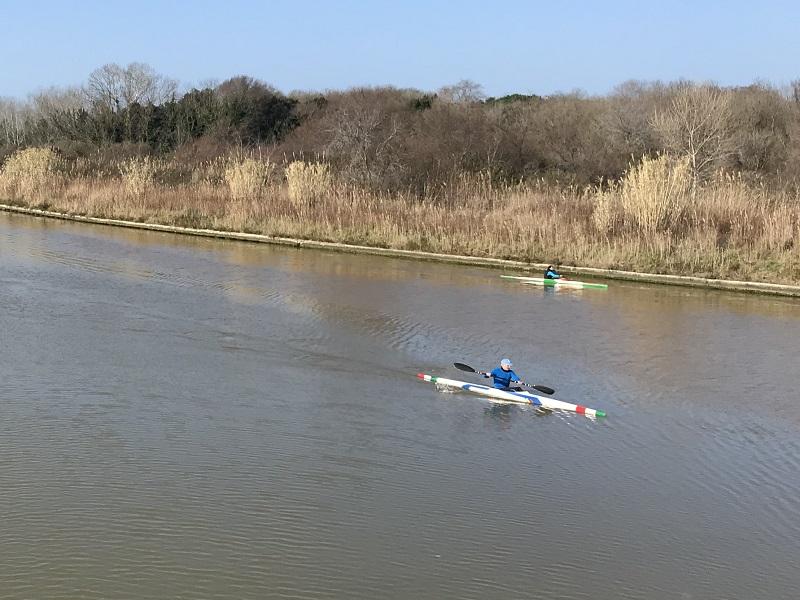 Da Pisa a Livorno in canoa lungo i Navicelli