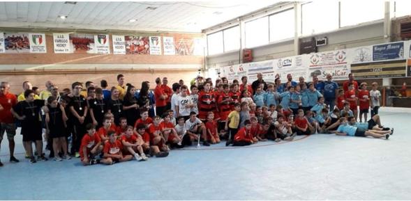 """Trofeo """"Carlo Zanaboni"""", due giorni di Hockey giovanile"""