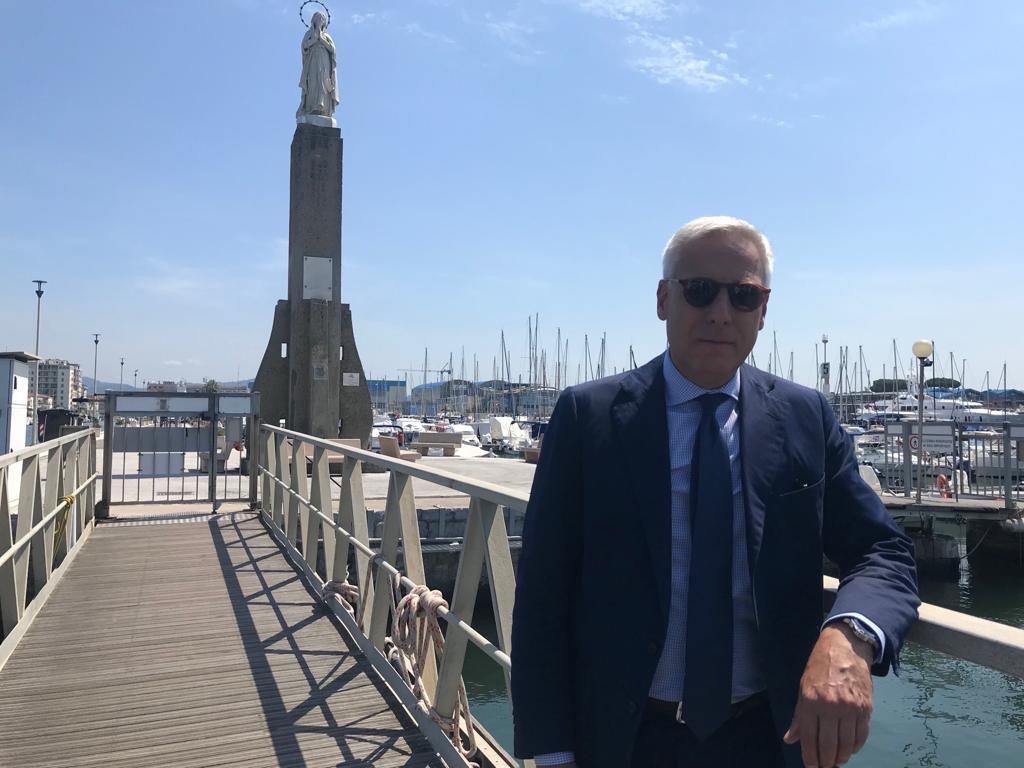 Viareggio Porto 2020, al via i lavori alla Madonnina: la Regione entra al 50% nella nuova società