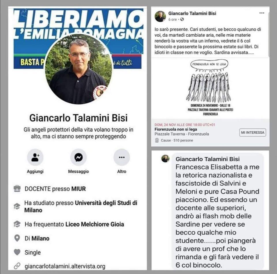 """""""Siete Sardine? Idioti, vi boccio"""": la condanna del sindaco di Stazzema"""