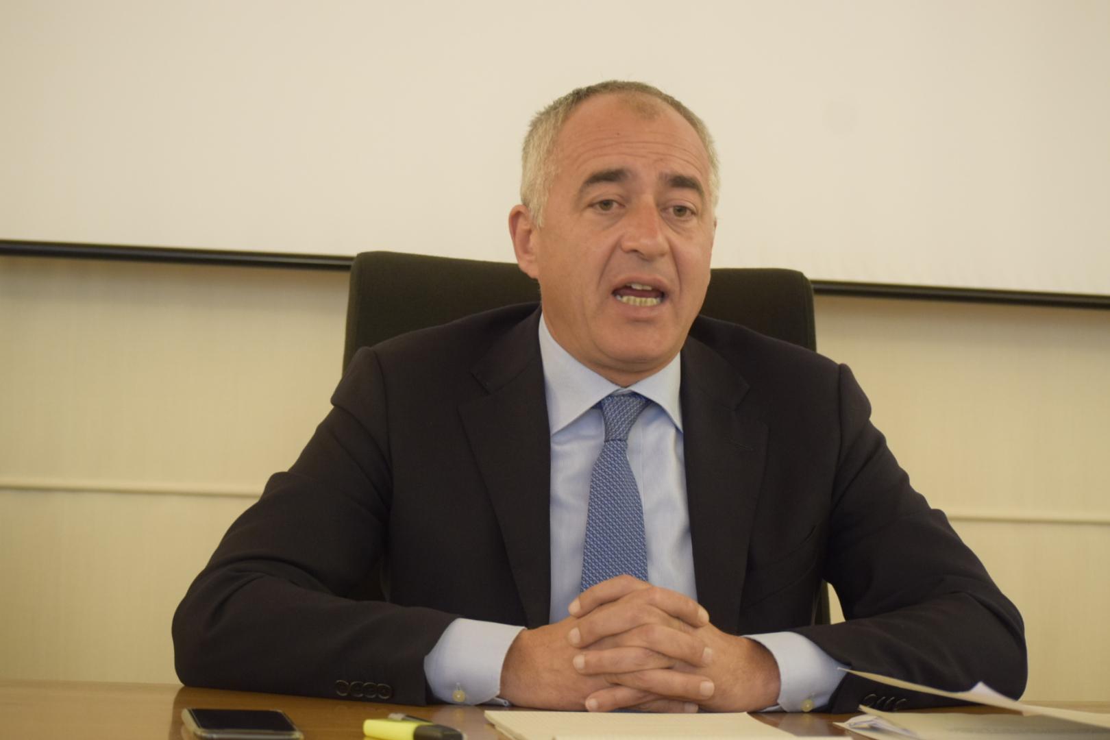 """""""Nessuna contestazione d'abuso d'ufficio"""" Coluccini spiega la sua posizione"""