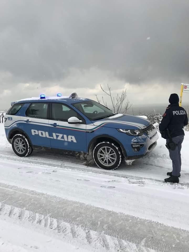 Ancora neve, anche a bassa quota e ancora vento su tutta la Toscana per oggi, mercoledì 25 marzo e domani giovedì 26 marzo