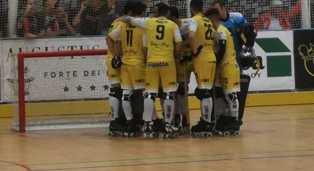 Hockey, Forte – Valdagno e Viareggio – Follonica i match clou della settimana
