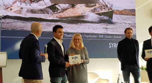 I cantieri Codecasa premiati a Monaco con il Rina Award