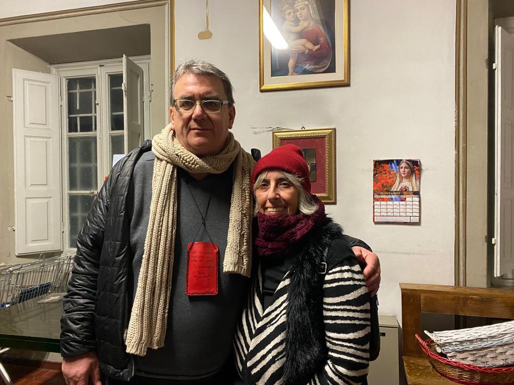 Don Biancalani a Massarosa, Santa Messa e accoglienza: video intervista esclusiva di Versilia Today