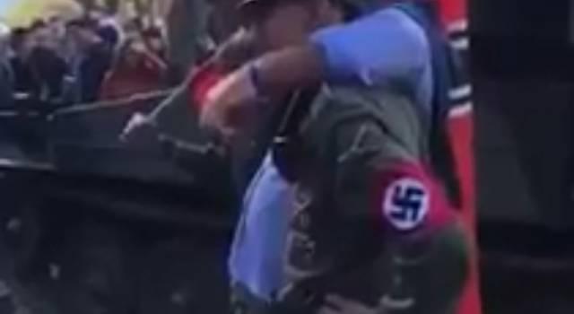 """Vestiti da nazisti ai Comics: """"Il Comune e Lucca Crea prendono le distanze"""""""