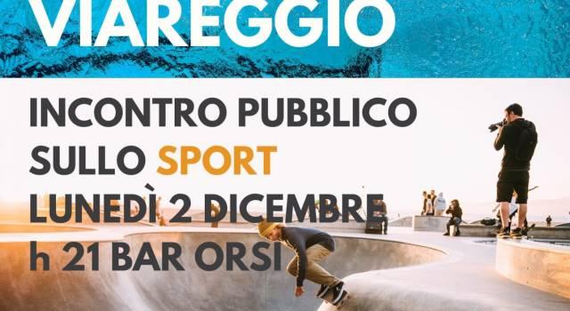 Giovani per Viareggio, idee e proposte per lo sport