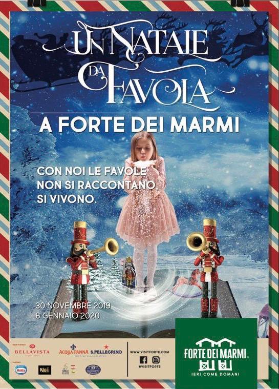 Un Natale da favola a Forte dei Marmi, eventi dal 30 novembre al 6 gennaio - Versiliatoday.it