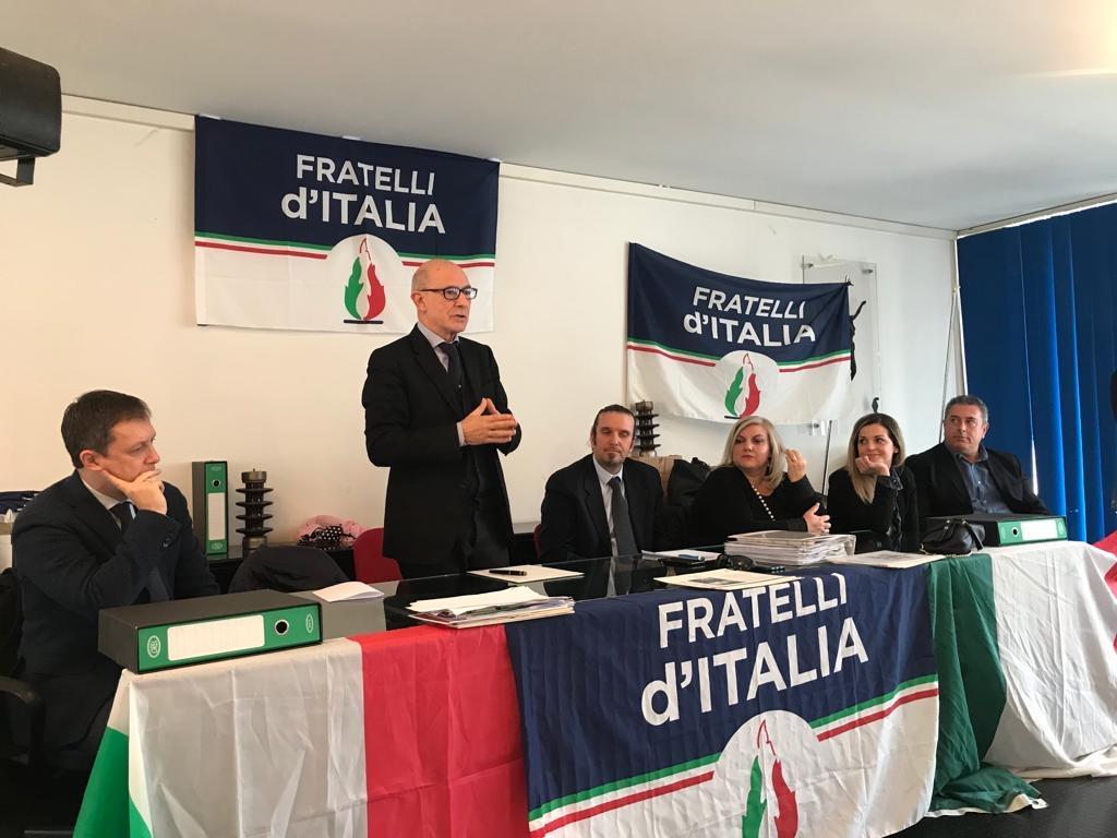 Camaiore, 'esodo' da Forza Italia a Fratelli d'Italia