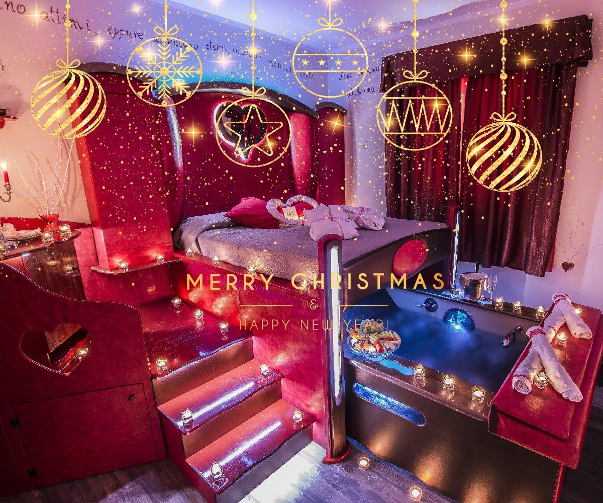 Per Natale regalati l'amore all'Hotel Butterfly sul Belvedere sul Lago