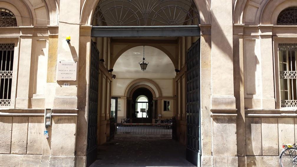 """Coronavirus: Tribunale e Procura di Lucca in """"quarantena"""", domani uffici chiusi per sanificare"""