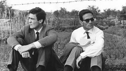 Pasolini contro Bertolucci, cinema o calcio?