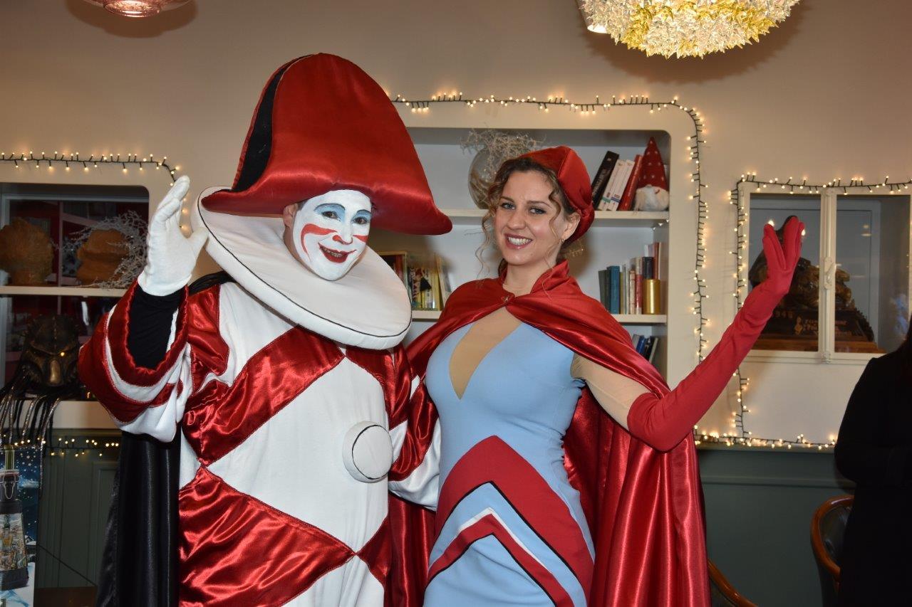Naomi Carlotta Alongi è la nuova Ondina del Carnevale di Viareggio (il video)