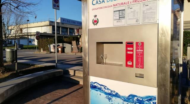 Massarosa, sanificazione delle casine dell'acqua