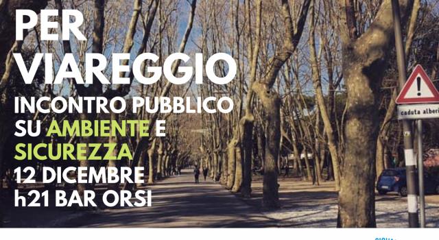 """Ambiente e sicurezza, se ne parla con i """"Giovani per Viareggio"""""""