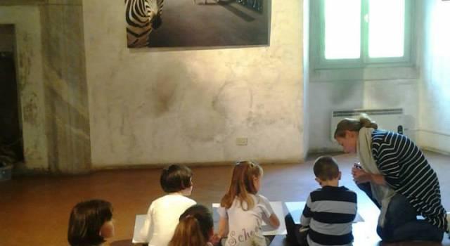 Bambini al museo alla scoperta dei giochi di nonni e bisnonni