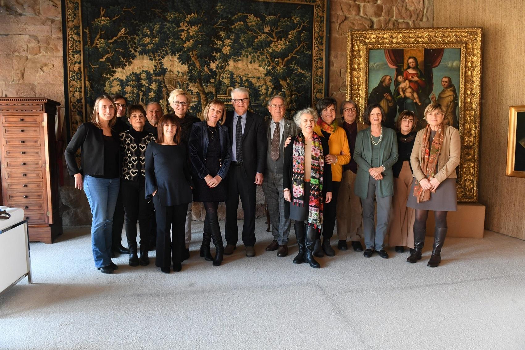 Un concorso per i 200 anni della scuola statale di Maria Luisa di Borbone