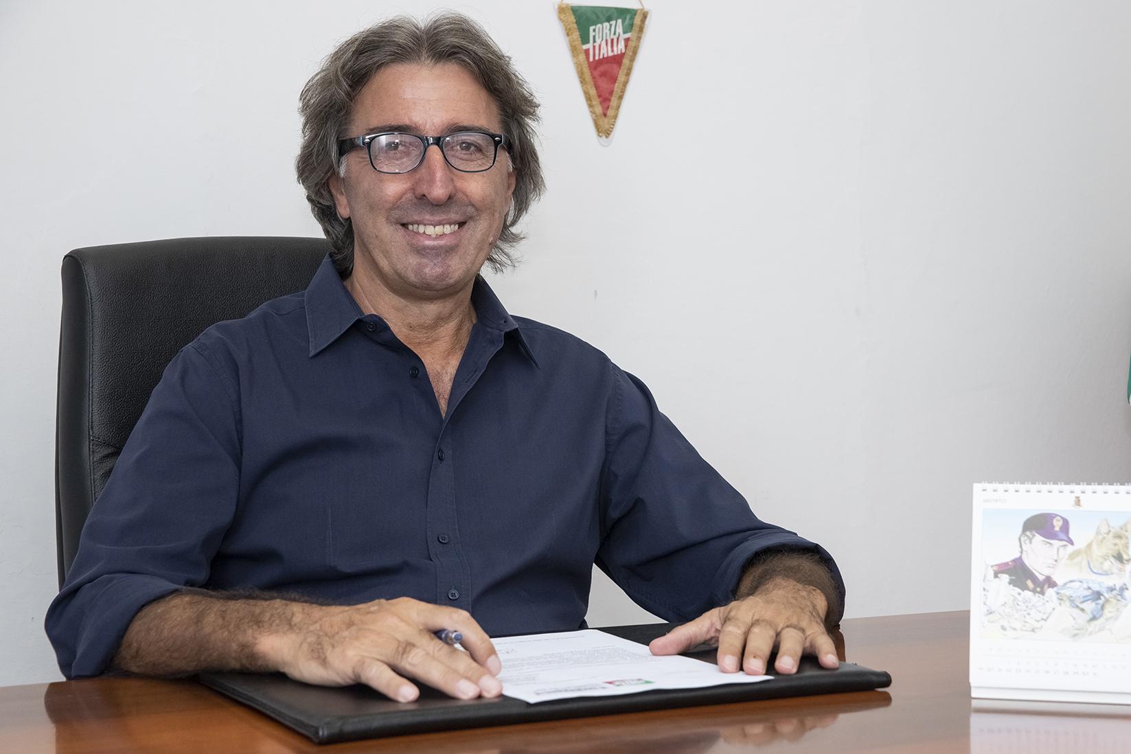 Marco Dondolini si dimette da coordinatore comunale di Forza Italia di Viareggio
