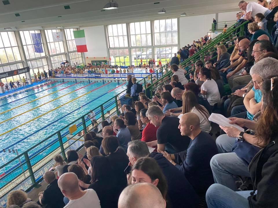 Nuoto, 490 atleti per il Trofeo Città di Massarosa